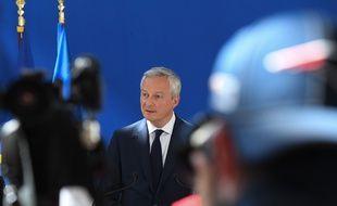 Le ministre de l'Economie, Bruno Le Maire.