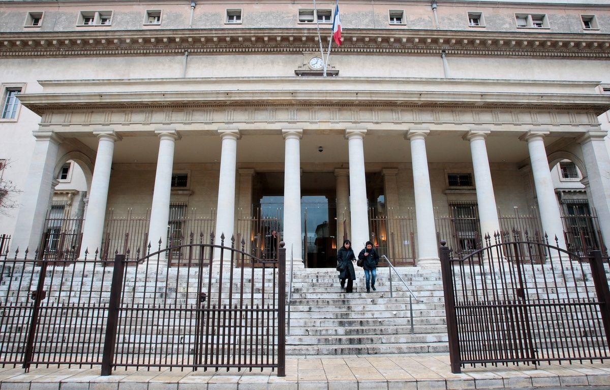 Le tribunal d'aix en provence – P.MAGNIEN / 20 MINUTES