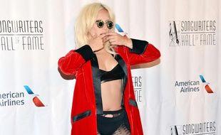 Lady Gaga en juin 2015 à New York.