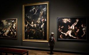 L'exposition Luca Giordano au Petit Palais a subi les conséquences des mouvements sociaux.