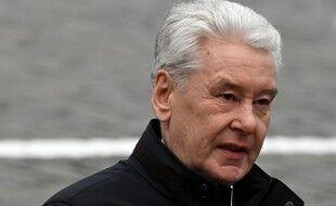 Le maire de Moscou, Sergueï Sobianine.