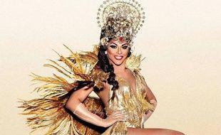 Shangela, candidate du «All Stars 3» de «RuPaul's Drag Race».