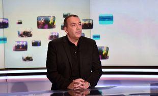 Jean-Marc Morandini, le 6 janvier 2016.