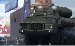 Le missile S-400