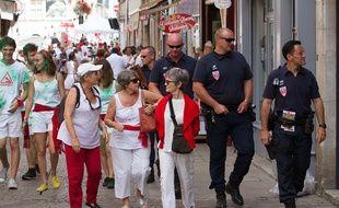 Comme à Bayonne, la présence policière sera forte à Dax pour les Fêtes.