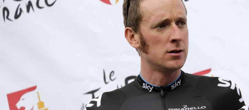 Bradley Wiggins, sur le Tour de France 2012