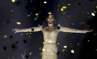 Conchita Wurst, lauréate de l'Eurovision 2014