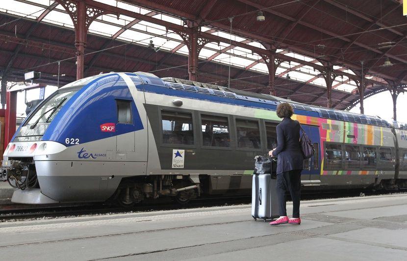 Alsace : La circulation des TER encore « très perturbée » vendredi