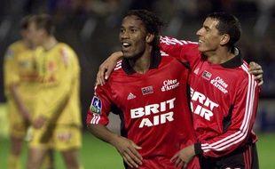 C'est à Guingamp que Didier est devenu Drogba.