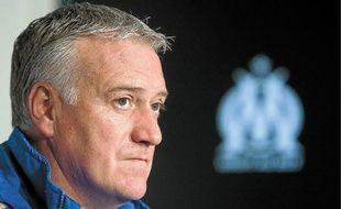 Deschamps ne souhaiterait pas entamer une quatrième saison à la tête de l'OM, estimant que les dés sont pipés.