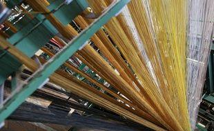 Reportage aux Manufactures Catry, labellisées Terre Textile à Roncq