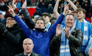 Noel Gallagher, qui assiste ici à la finale de la Coupe de la Ligue 2016 contre Liverpool, est l'un des plus célèbres soutiens des Citizens.
