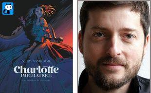 Matthieu Bonhomme a dessiné l'album «Charlotte impératrice», en compétition officielle au festival d'Angoulême