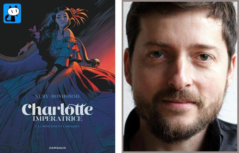 Festival d'Angoulême: Posez vos questions à Matthieu Bonhomme, qui dessinera en direct