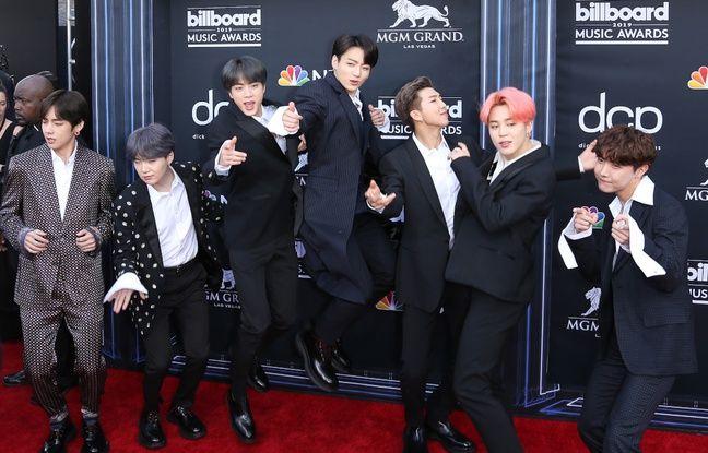VIDEO. BTS, les rois de la K-pop, mettent le monde à leurs pieds avec le nouvel album «Map of the Soul: 7»