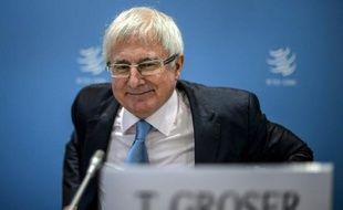 """Le candidat néo-zélandais à la direction de l'OMC, Tim Groser, a prévenu mercredi que l'organisation courait le risque de devenir """"inutile""""."""