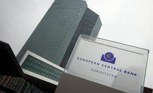La banque centrale européenne va priver les banques grecques d'un de leurs canaux de financement
