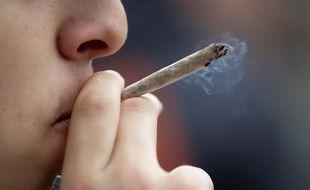 En 2017, près d'un Français sur deux indiquait avoir déjà consommé du cannabis, selon une récente étude. Illustration.