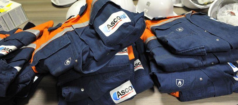 Des tenues à l'usine d'Ascoval, dans le Nord (illustration).