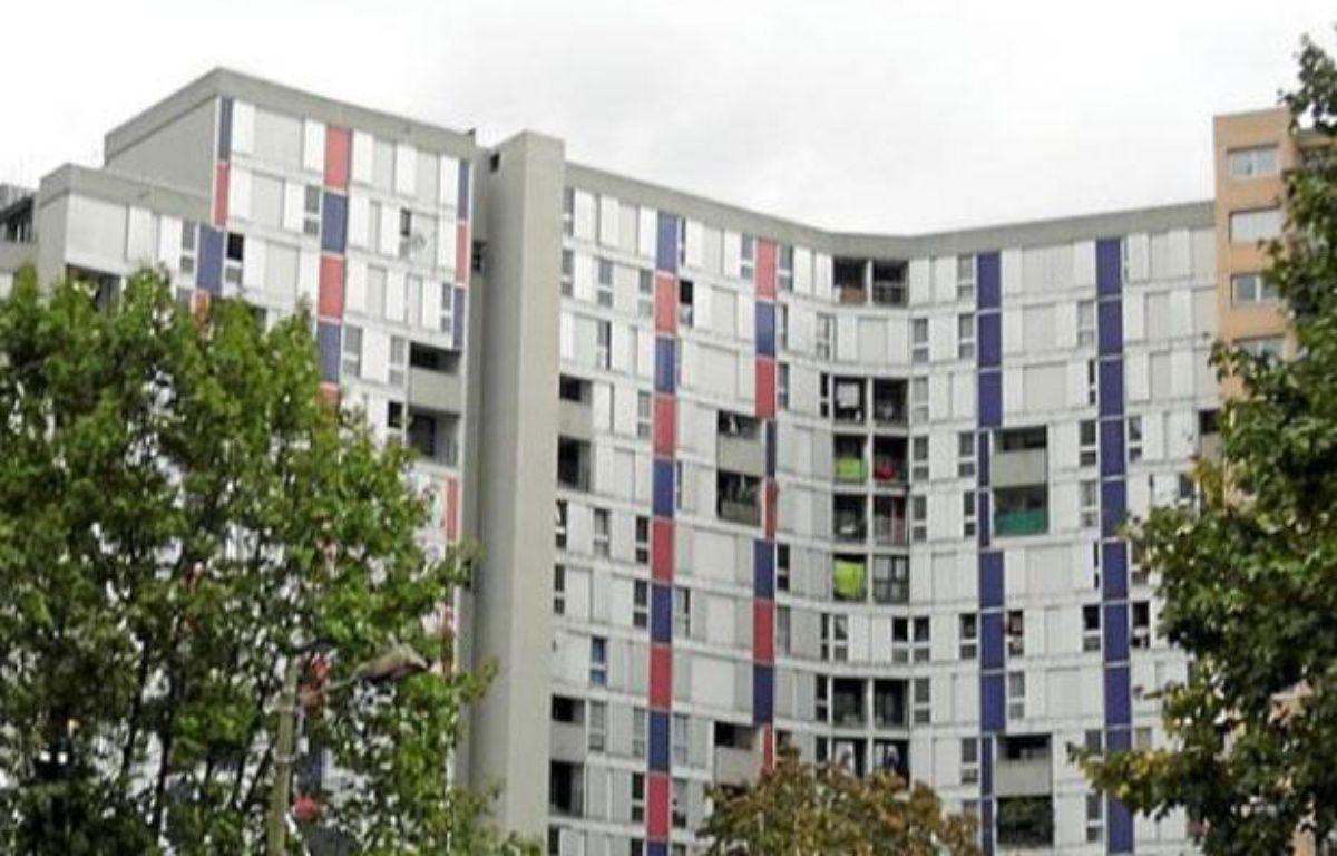 Dans le quartier de la Villeneuve, à Grenoble. – Manuel Pavard / Plein Titres / 20 Minutes / Archives