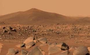 Les bases martiennes pourraient être alimentées en énergie par des cerfs-volants