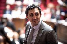 Le député LR Julien Aubert.