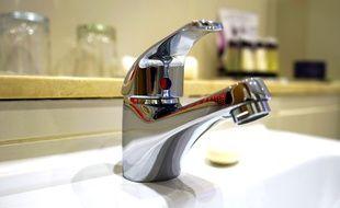 Un robinet (image d'illustration).