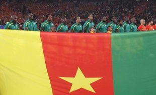Le milieu de terrain Steve Mvoue, futur joueur du TFC, est un grand espoir du football camerounais. Illustration.