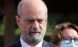 Jean-Michel Blanquer, ministre de l'Education nationale le 16 septembre 2021.