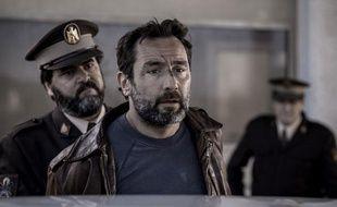 Gilles Lellouche dans le film Gibraltar de Julien Leclercq.
