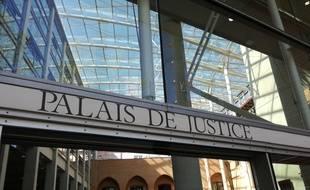 Le tribunal de grande instance de Toulouse - Palais de Justice - Illustration