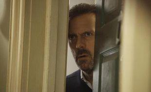Hugh Laurie dans un épisode de «Dr House».