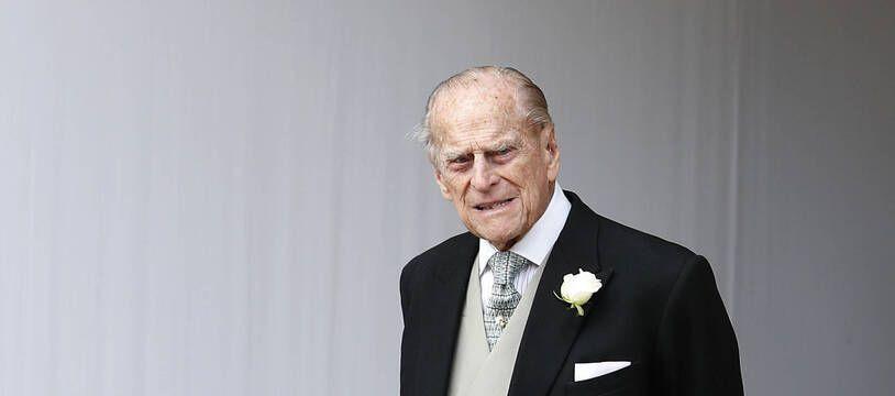 Le prince Philip.