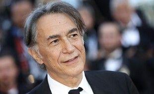 L'acteur Richard Berry au Festival de Cannes, le 17 mai 2017.