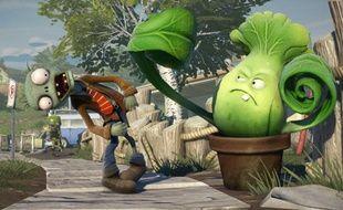 Le jeu vidéo «Plantes vs Zombies: Garden Warfare».