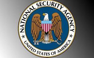 Le logo de la NSA (National security agency).