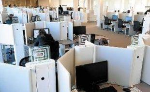 Les centres d'appels externalisés représentent 60000 emplois en France.
