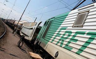 Le train fret Perpignan Rungis est menacé (Illustration)