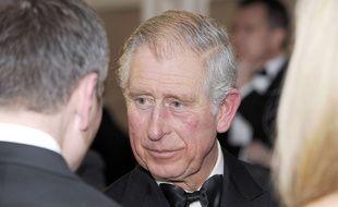 Le Prince Charles à Londres le 29 janvier 2015.