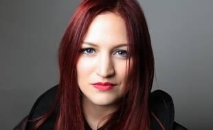 Jessika, représentante de Saint-Marin à l'Eurovision 2018.