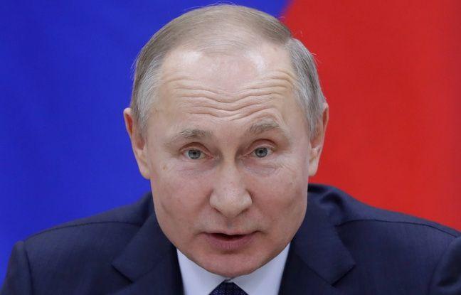 Russie: Un mariage, c'est «un homme et une femme» pour Vladimir Poutine