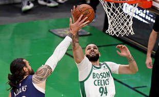 Evan Fournier a connu des débuts difficiles à Boston