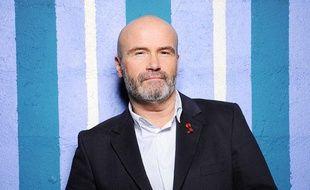 Philippe  Batel, psychiatre et alcoologue et ecrivain francais, le 23 novembre 2011 à Paris.