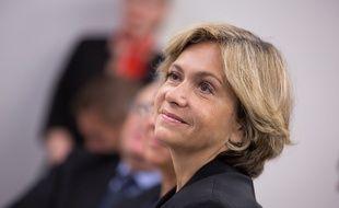 La présidente de région Ile-de-France, Valérie Pécresse (LR).