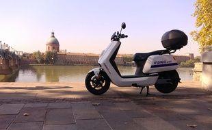 Ce lundi, l'opérateur Indigo Weel va déployer une flotte de 100 scooters électriques en libre-service dans les rues de la Ville rose.