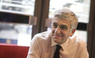 Le député (UDI) de l'Eure Hervé Morin, le 10 juillet 2014 à Paris.