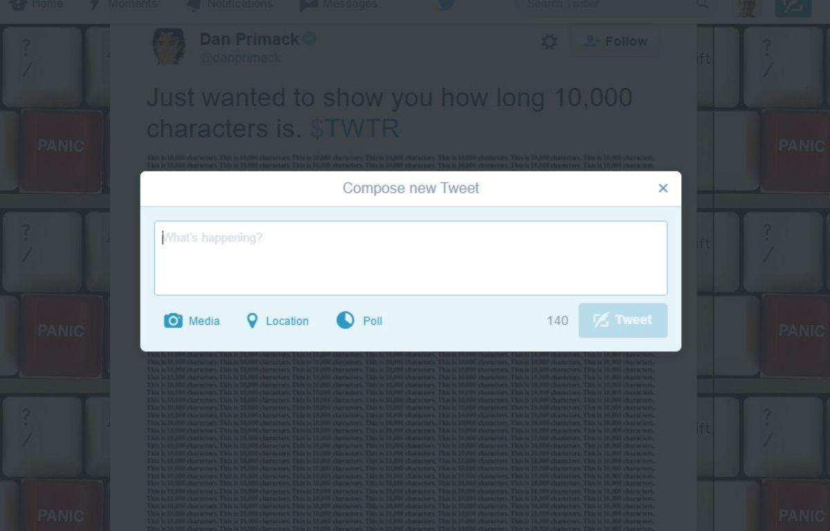 Illustration d'un tweet. – 20 MINUTES