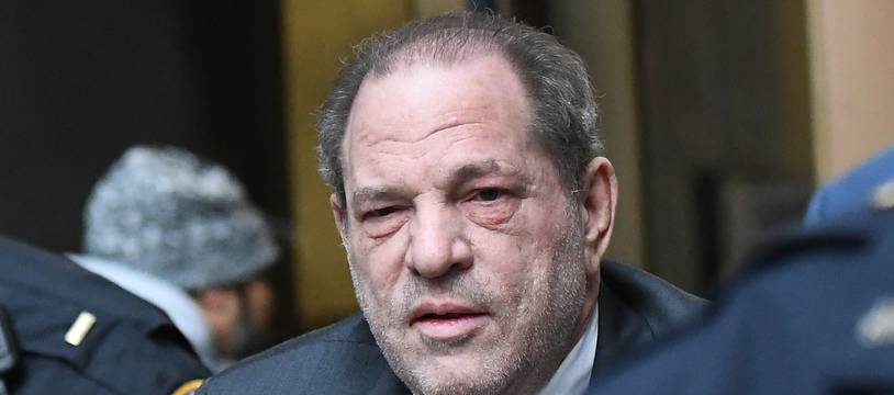 Le producteur déchu Harvey Weinstein
