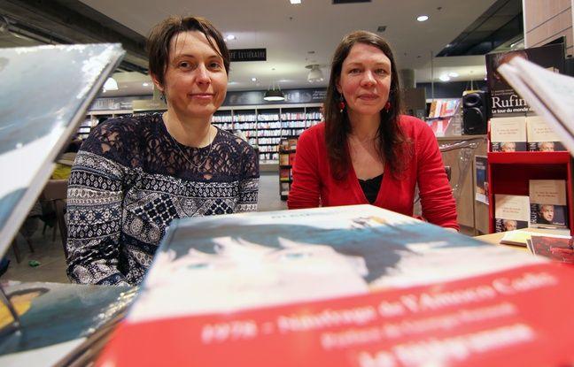Fanny Montgermont et Gwenola Morizur signent la bande dessinée