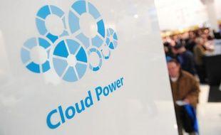"""Seules 5% de petites et moyennes entreprises françaises utilisent le """"cloud computing"""" destiné à gérer à distance leurs données informatiques, mais elles se disent majoritairement prêtes à choisir une solution française pour les stocker, selon un sondage TNS Sofres/Cloudwatt."""